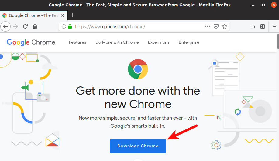 google chrome ubuntu 19.04
